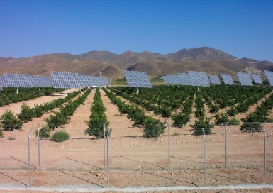 MURCIA PHOTOVOLTAIC POWER PLANT
